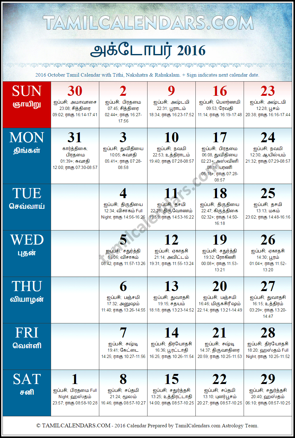 october 2016 tamil calendar durmukhi varusham panchangam